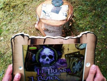 Escape game chasse au trésor