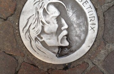 Plaque Vercingetorix